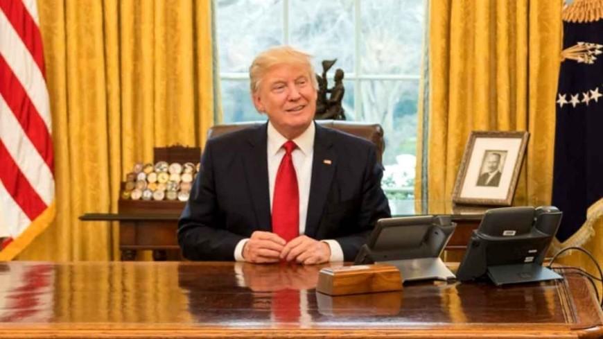 Трамп сияет: на Аллее славы за ночь появилось 50 звезд президента