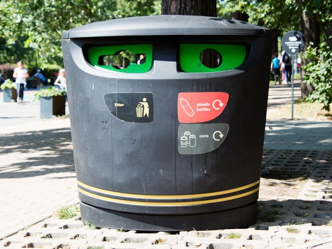 Переработка мусора в сингапуре
