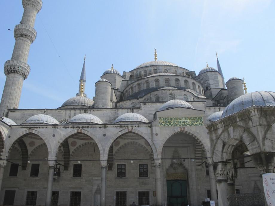 Чем прекрасен Стамбул в бархатный сезон