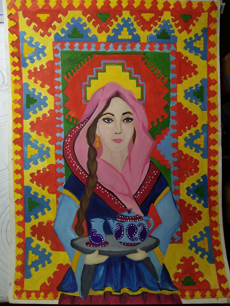 «Дети рисуют МИР!»: объявлены победители конкурса из Азербайджана