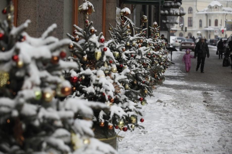 Погода в Новый год и рождественские каникулы