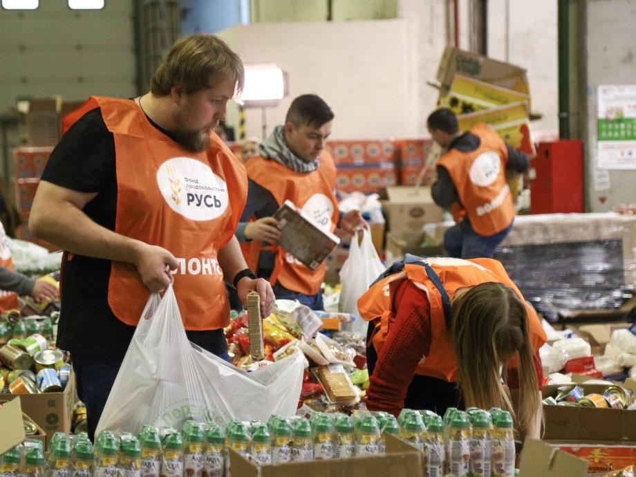 Творить добро – просто! «МИР» помог собрать продукты к новогоднему столу для одиноких стариков