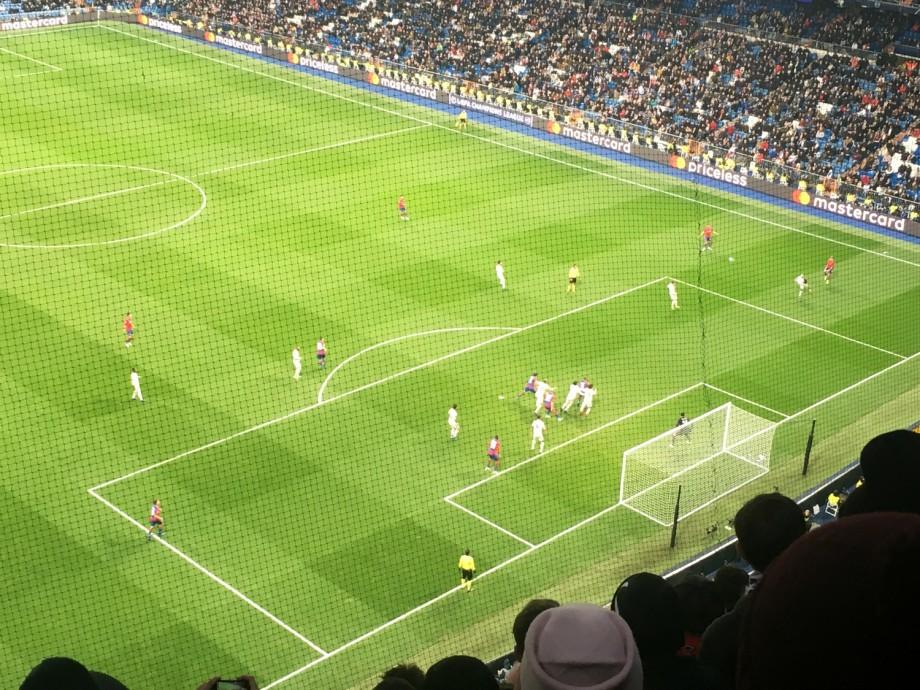 ЦСКА вынес «Реал» в Мадриде: как это было