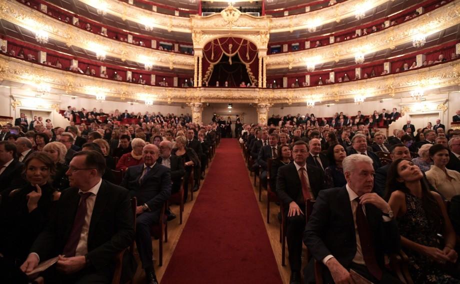 Путин на новогоднем приеме в Большом театре посмотрел старого доброго «Щелкунчика»