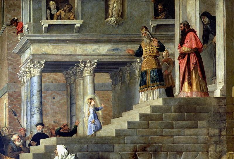 Как отмечать праздник Введения во храм Пресвятой Богородицы