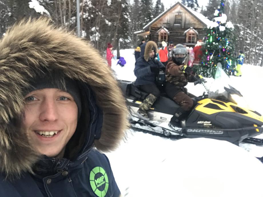 Сквозь тундру и снег: письма сотрудников «МИРа» доставили Деду Морозу