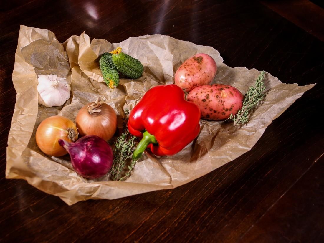 Чем пообедать в День без мяса?