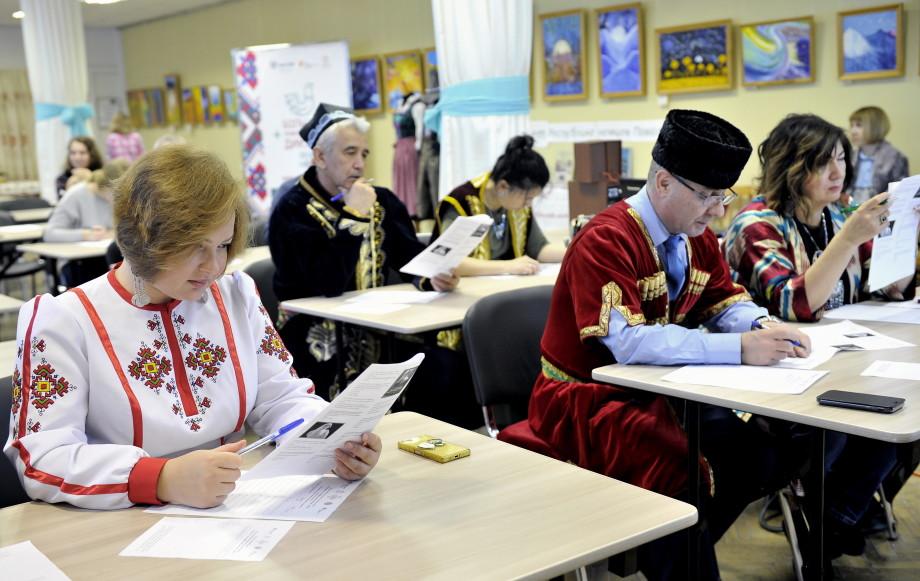 Большой этнодиктант: жителей СНГ проверят на знание традиций своих соседей