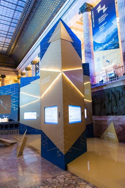 На деловой площадке VII СПБМКФ откроется выставка «Территория культуры»
