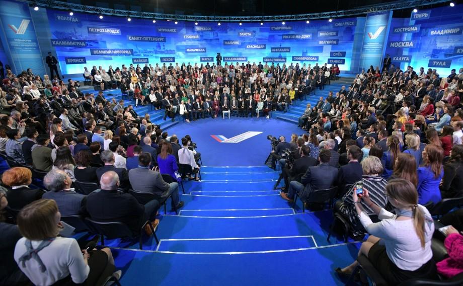 Народный фронт взял под контроль «суперуказ» Путина