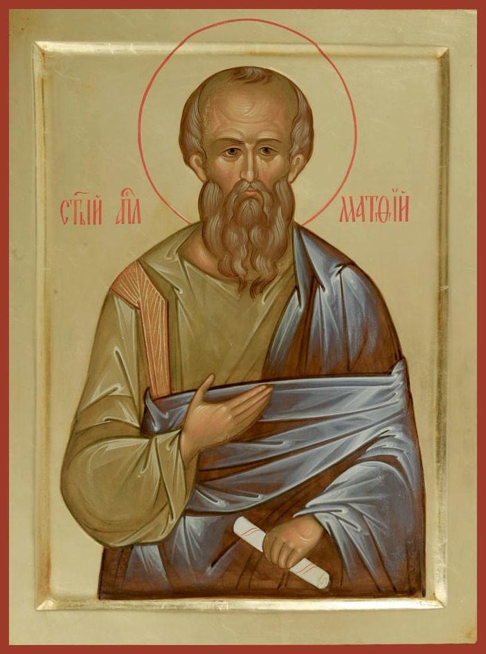 Апостол и евангелист Матфей: о чем молятся святому и кому он помогает
