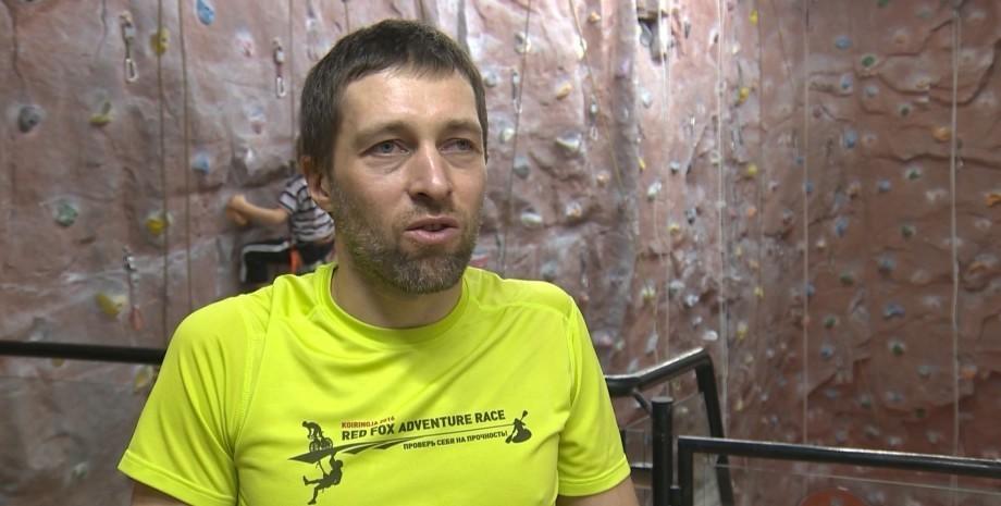 Переход на ощупь: слабовидящие петербуржцы повторили подвиг Суворова