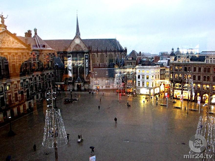 Новый год за границей: Нидерланды