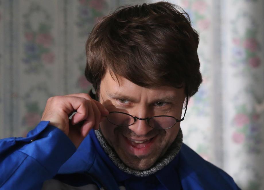 Сергей Перегудов: На съемках «Агента особого назначения» я мог повалять дурака