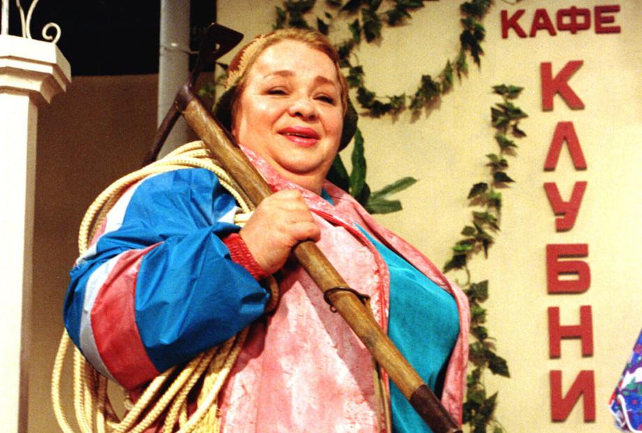 Королева эпизода: восемь фактов о Наталье Крачковской