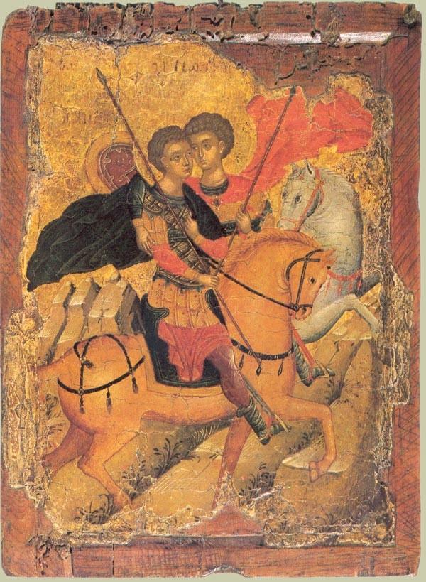 Святой Георгий Победоносец: о чем ему молятся и почему он так популярен в России?