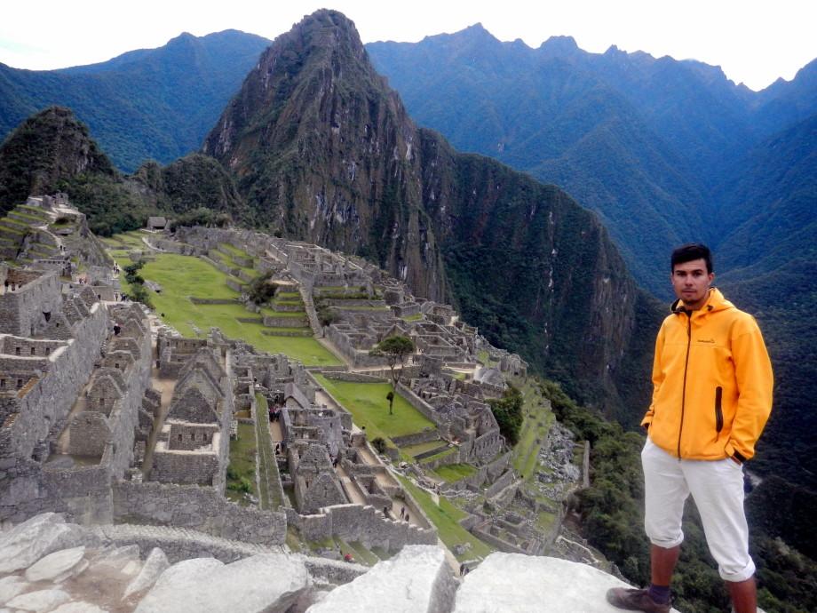 На Мачу-Пикчу по шпалам, или как пробраться на самую охраняемую крепость Южной Америки
