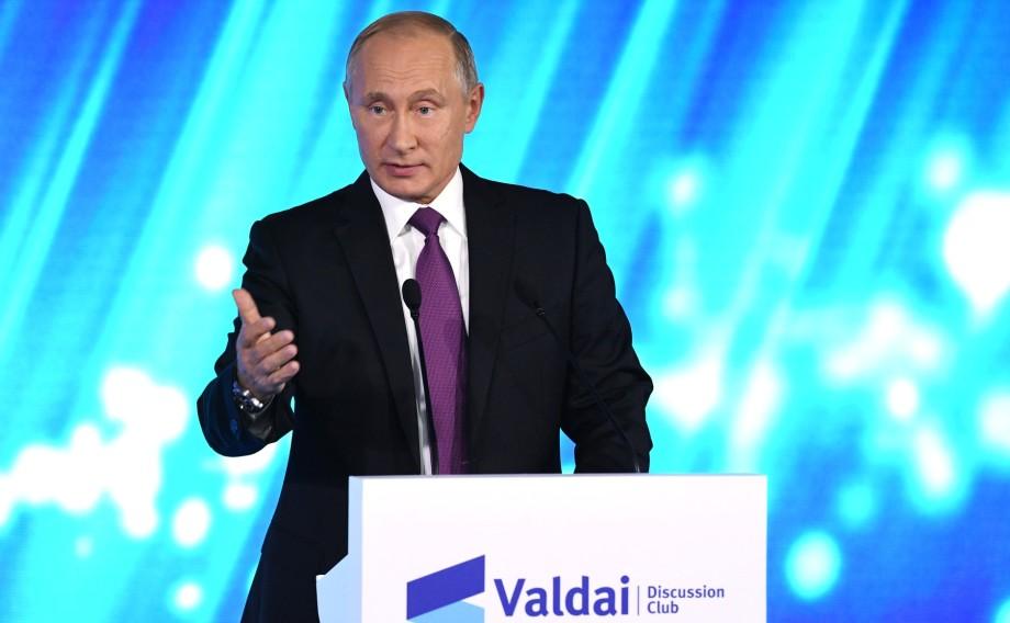 Путин расскажет о России в XXI веке. В чем особенность нынешнего «Валдая»