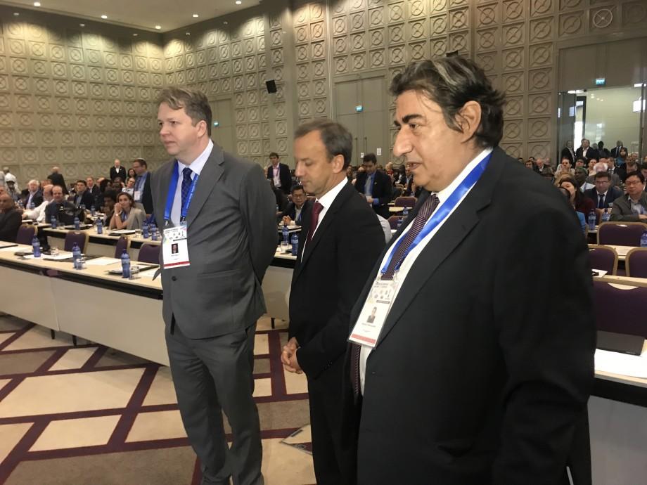 Дворкович избран президентом Международной шахматной федерации