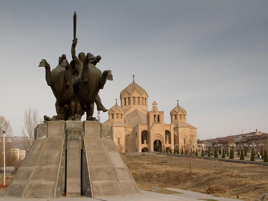 Старше Рима: Еревану исполнилось 2800 лет