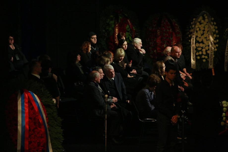 Москва простилась с Николаем Караченцовым