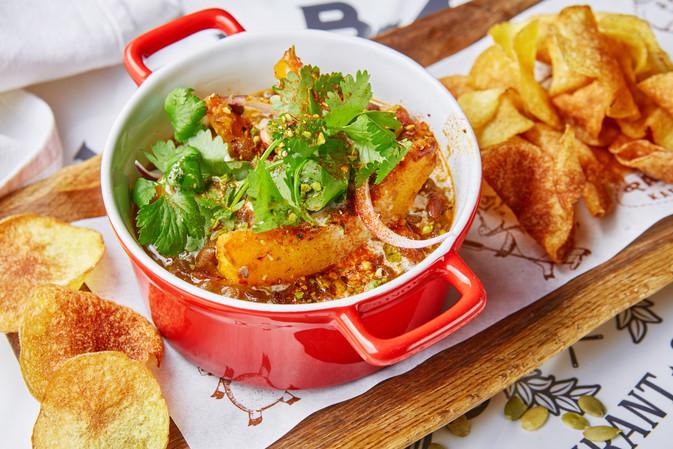 Новые рецепты с тыквой: пряная и острая, с морепродуктами и с имбирем
