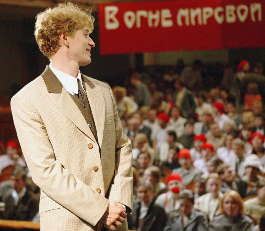 Пять самых ярких перевоплощений Сергея Безрукова