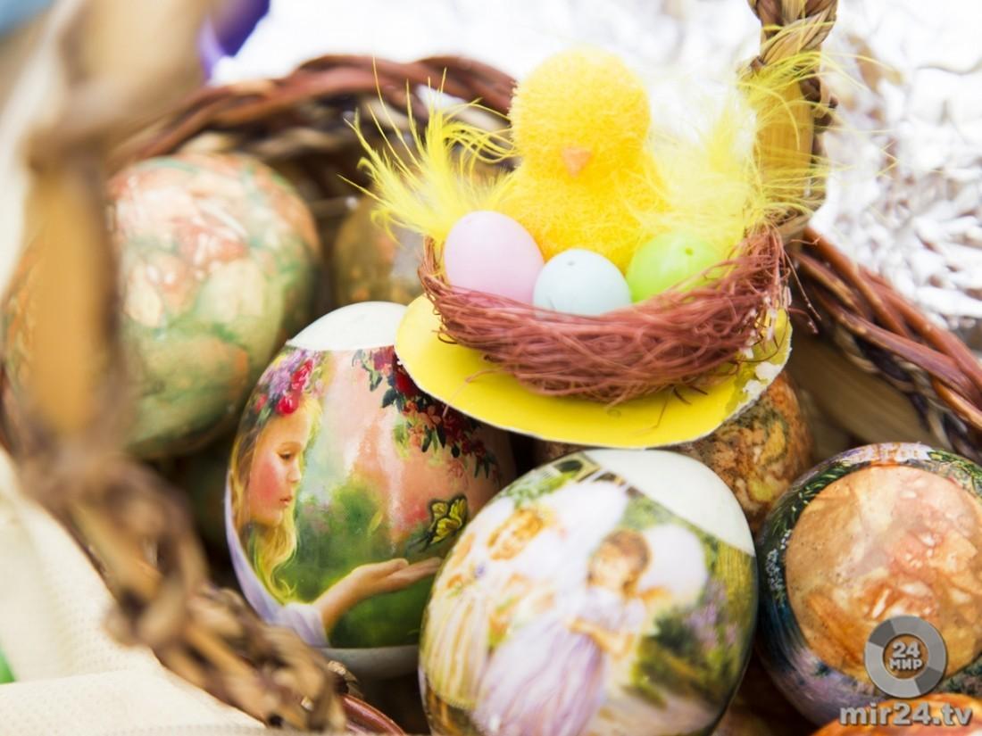 Как нужно праздновать Пасху