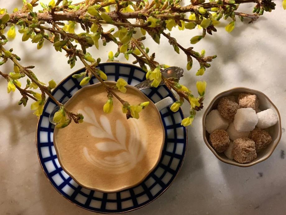 Три авторских рецепта к Международному дню кофе