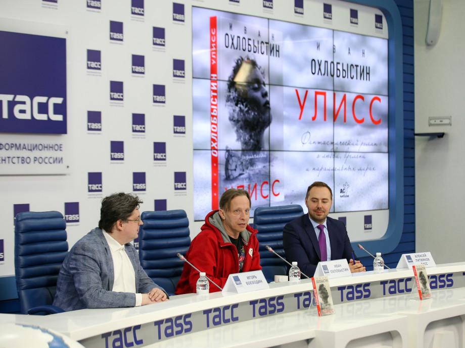 Иван Охлобыстин: «Даже ужасы не пугают русских людей»
