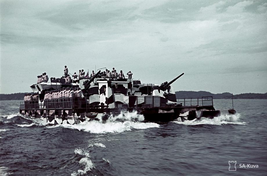 Крах операции «Бразиль»: как советские войска защищали остров Сухо