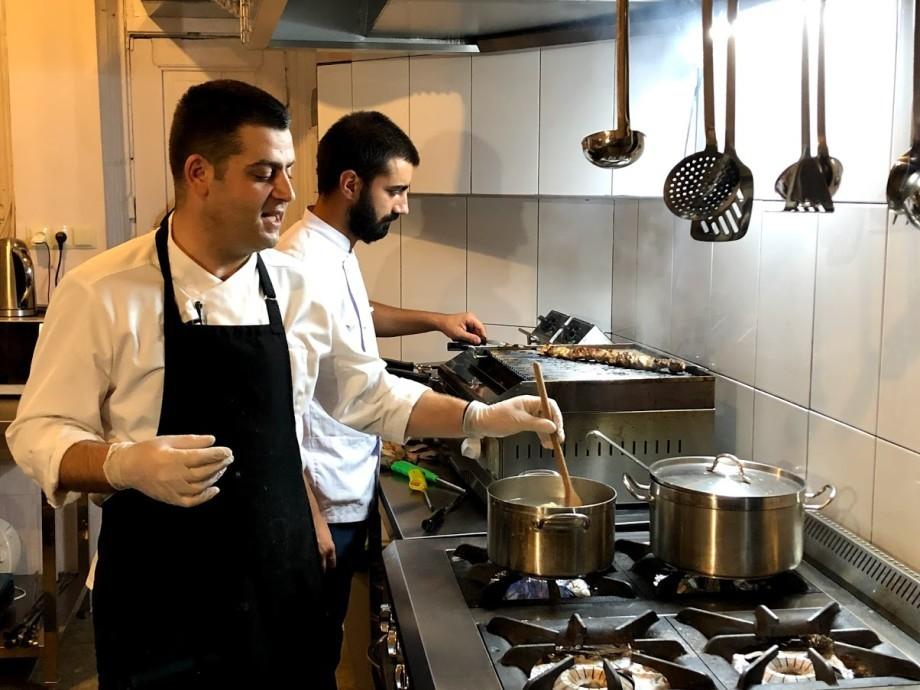 Когда размер имеет значение: в Грузии набирают популярность «тифлисские обеды»