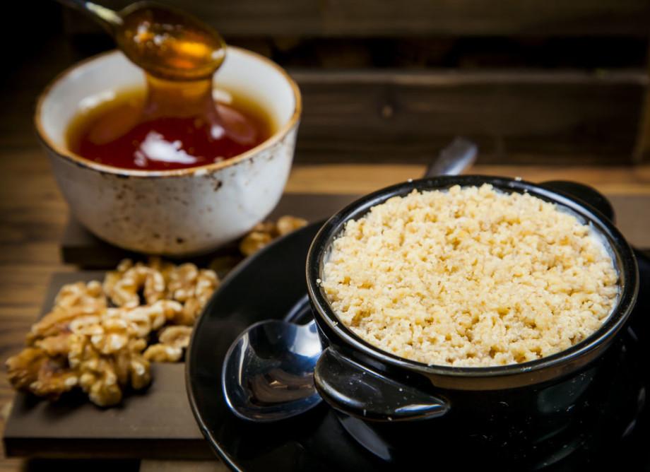 Сациви, лобио, пахлава и другие блюда с орехами. РЕЦЕПТЫ