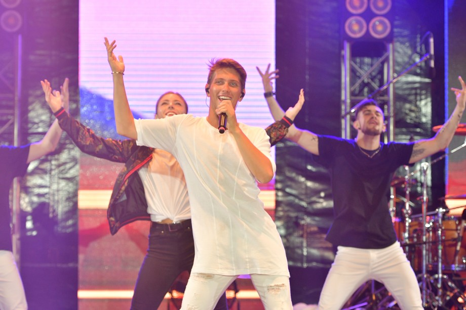 Большой летний фестиваль «Звёзды Русского Радио» в Сочи посетили 250 тысяч человек!