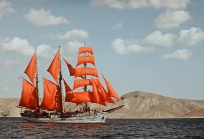 Как «Алые паруса» стали символом прекрасной эпохи