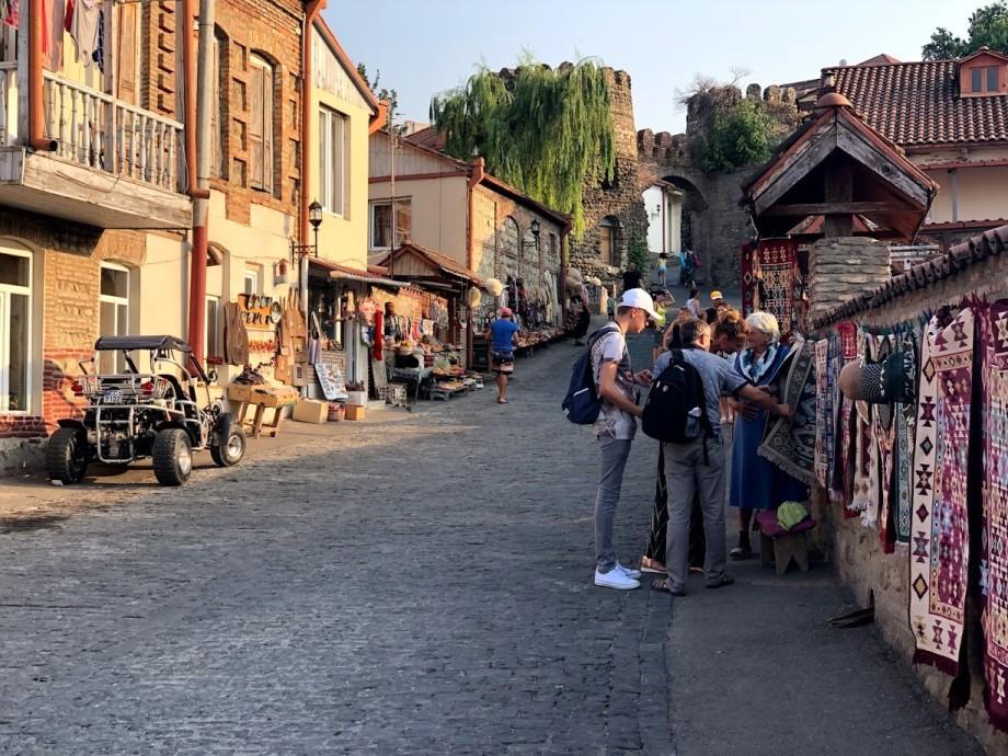 Сигнахи: пароли и явки путешествия в грузинский «город любви»