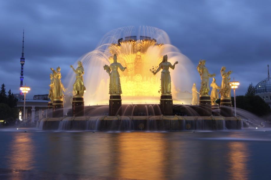 Лещенко и Гвердцители поздравили ВДНХ с юбилеем песней