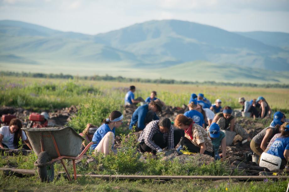 Пять современных экспедиций Русского географического общества