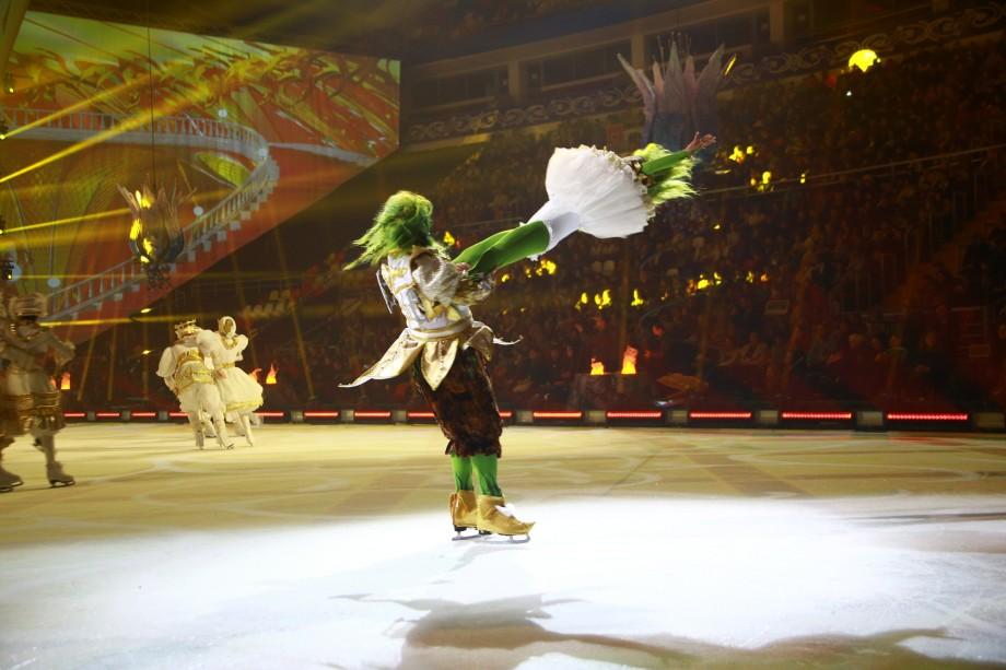 Феерия на льду: Навка и Загитова поделились впечатлениями от показа «Спящей красавицы»