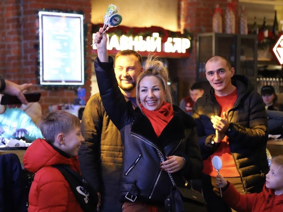 Телеканал «МИР» снял москвичей в новогодних миниклипах