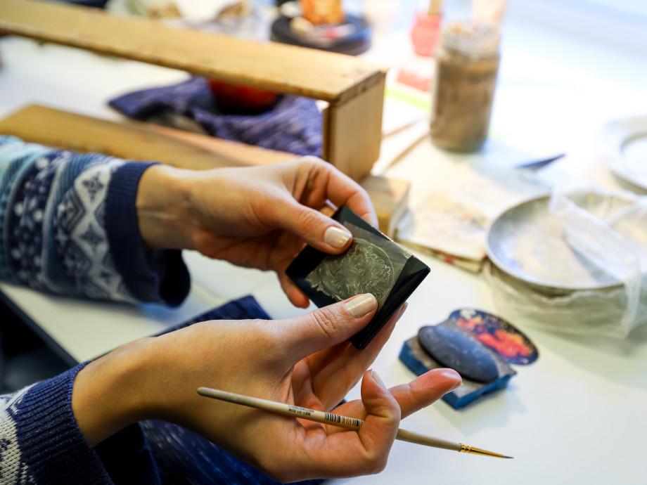 Город художников: секреты палехской миниатюры