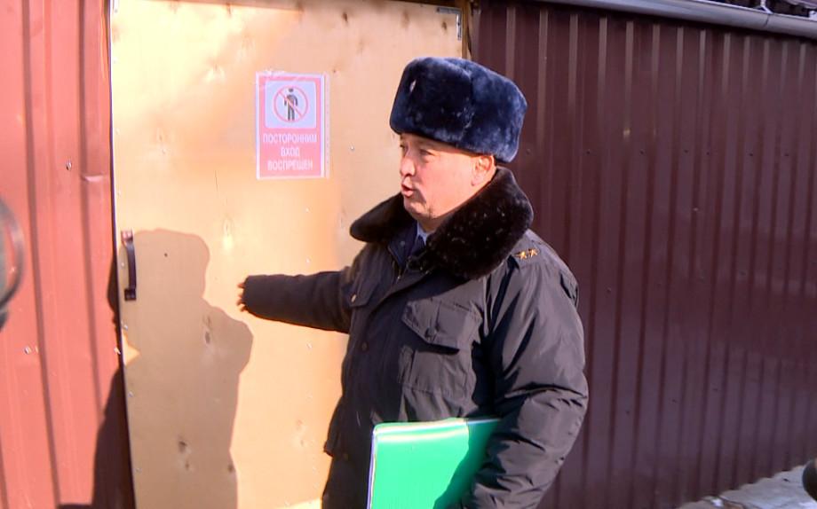 Шаурма под контролем: в Бишкеке прошли проверки точек быстрого питания