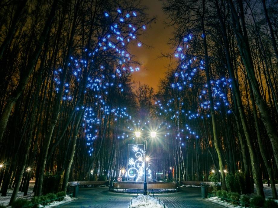 Где праздновать Новый год в Москве?