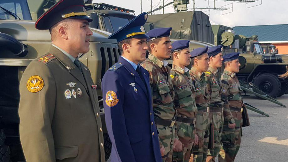 Россия передала Таджикистану военную продукцию на 9 млн долларов