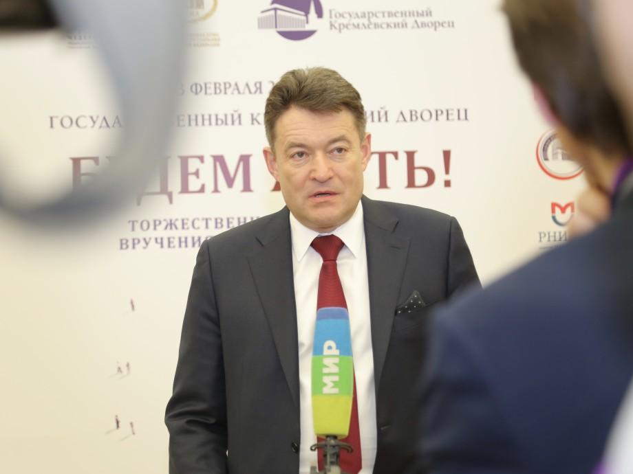 «Будем жить»: в Москве вручили премии за мужество в борьбе с раком