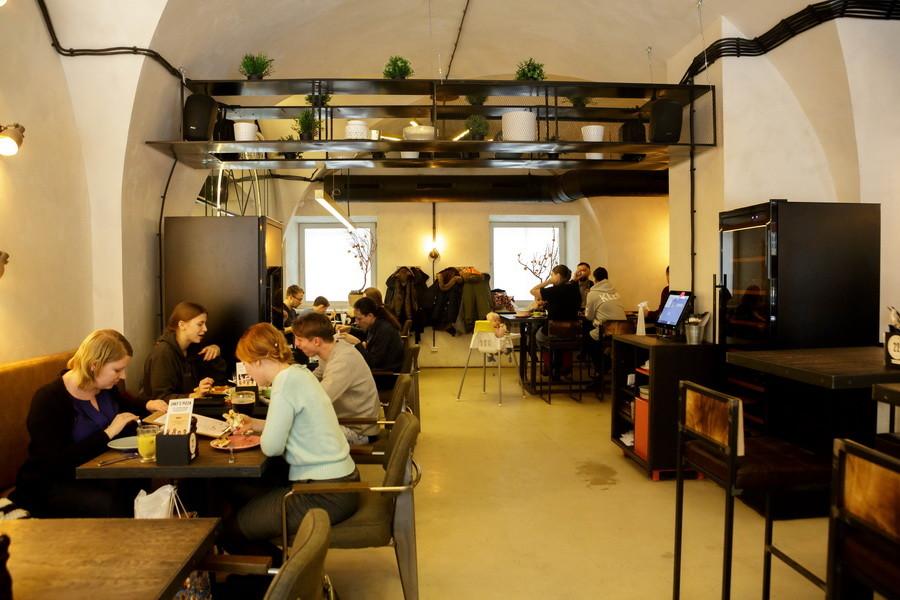 Петербург гастрономический: что попробовать в северной столице