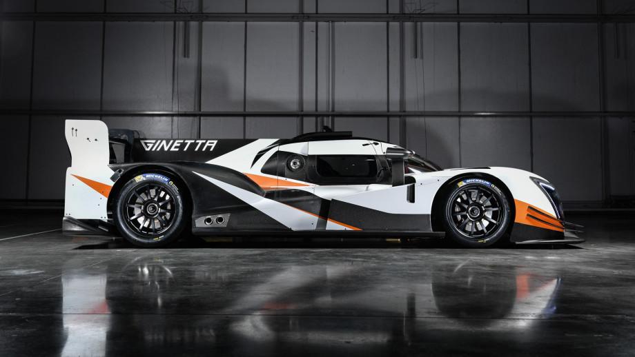 Ginetta представила новый 600-сильный суперкар