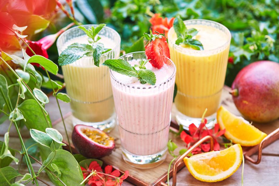 Витаминные смузи: лакомимся и худеем