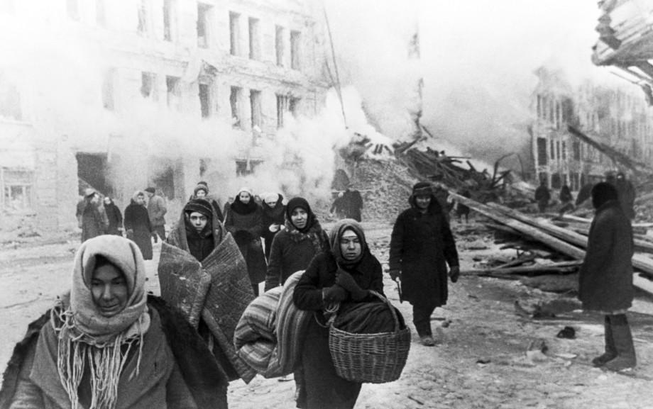 Воспоминания о блокаде: массовый голод и тихие смерти