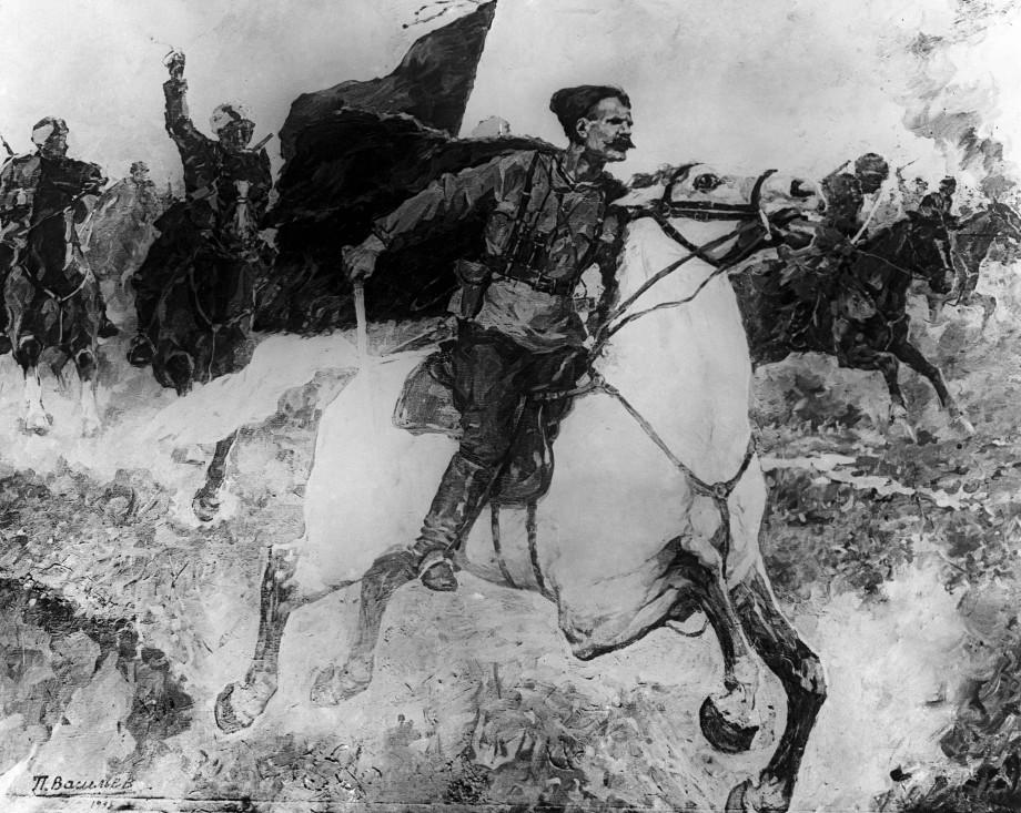 Страсти по Чапаю: десять фактов из жизни легендарного комдива